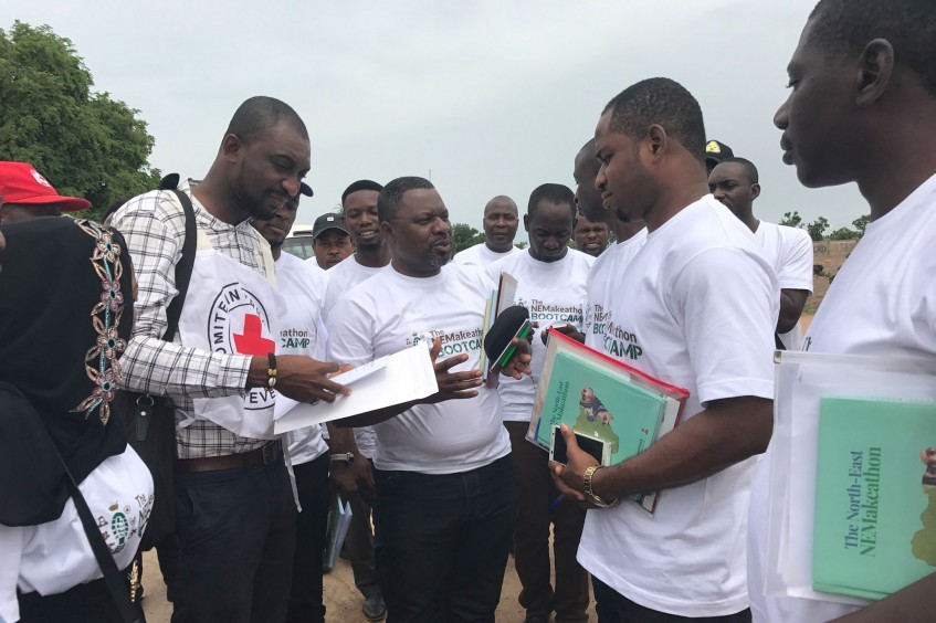 尼日利亚:寻求应对人道需求的本土创新解决方案