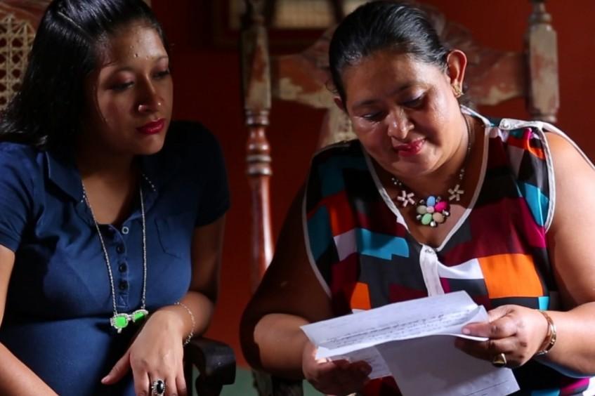 Nicaragua: tras ocho años de incertidumbre, una familia restablece el contacto