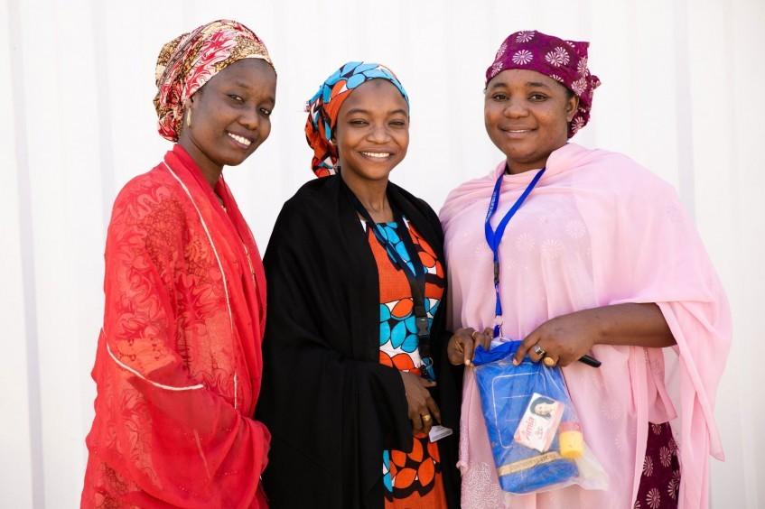 尼日利亚:迈杜古里企业家为女性提供经济实用的个人卫生用品