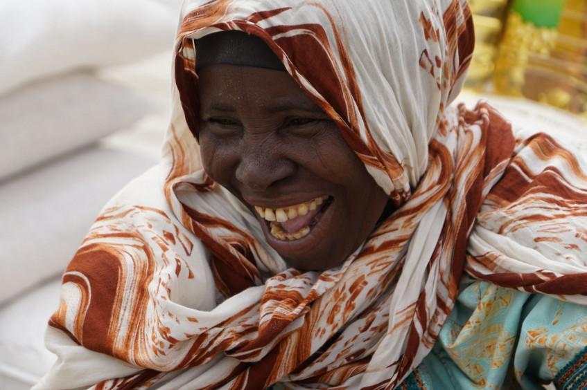 Red Rose: технологии облегчают оказание гуманитарной помощи в Нигерии