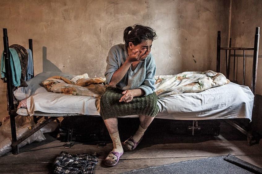 纳戈尔诺-卡拉巴赫:失踪者的家人有权知道真相