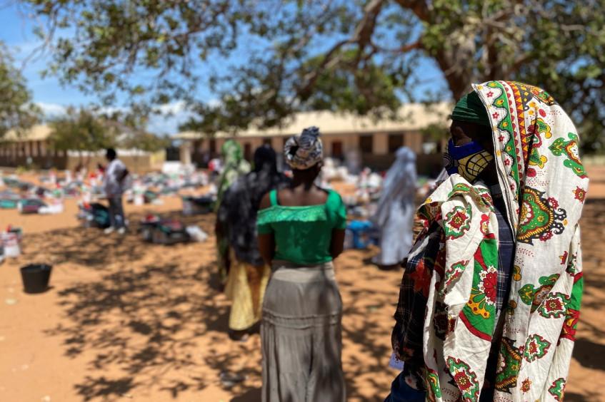 莫桑比克:人道局势恶化,获取医疗服务受阻