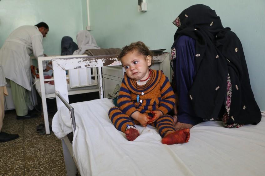 阿富汗:走进坎大哈最繁忙的医疗机构,目睹红十字国际委员会带来的积极影响