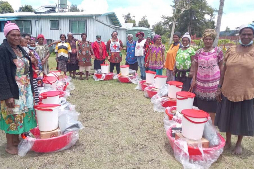 Supporting women's mental health in the PNG Highlands