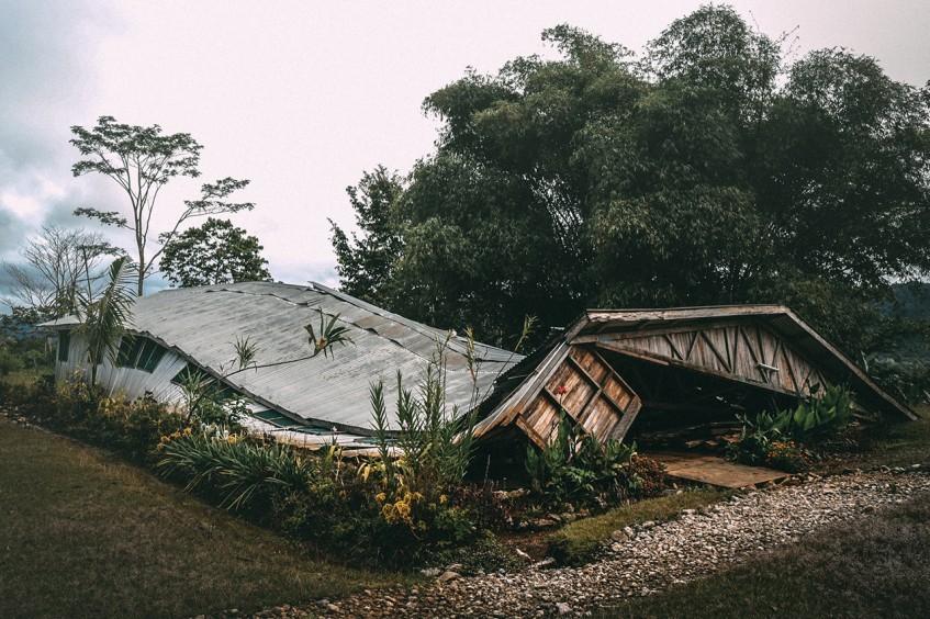 巴布亚新几内亚:7.5级强震之后高地民众的应对