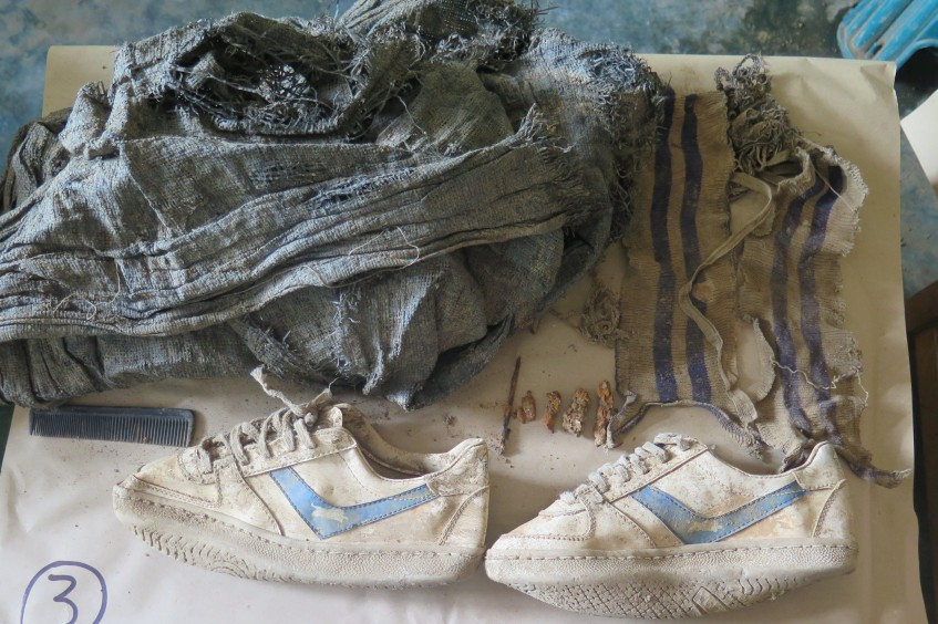 Perú: prendas que hablan