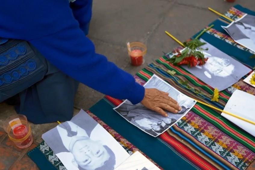 Peru: renova-se a esperança de familiares de pessoas desaparecidas