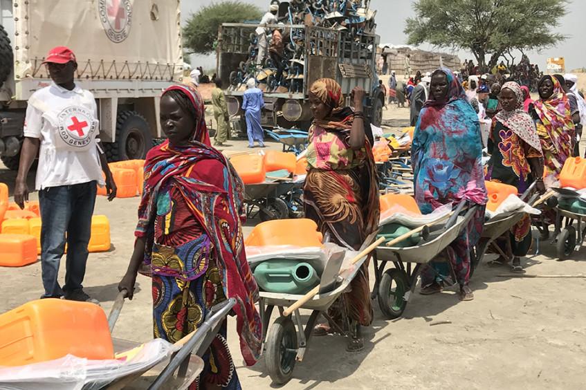 Notre action au Tchad en 2020