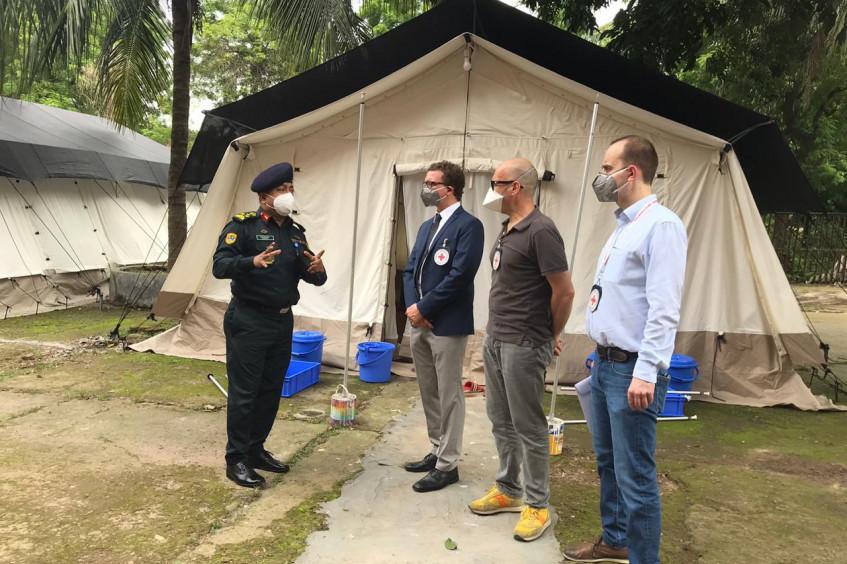孟加拉国:在新冠肺炎疫情期间继续保护被拘留者