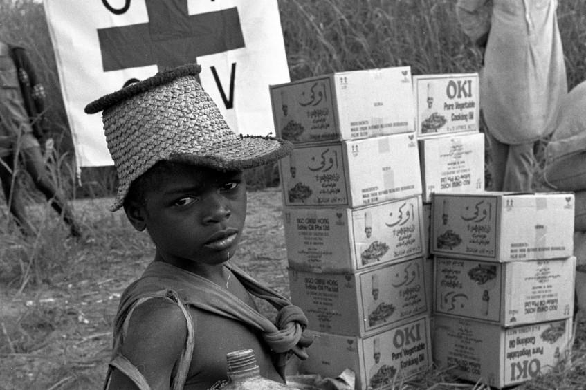 Moçambique: mais de 40 anos de trabalho humanitário