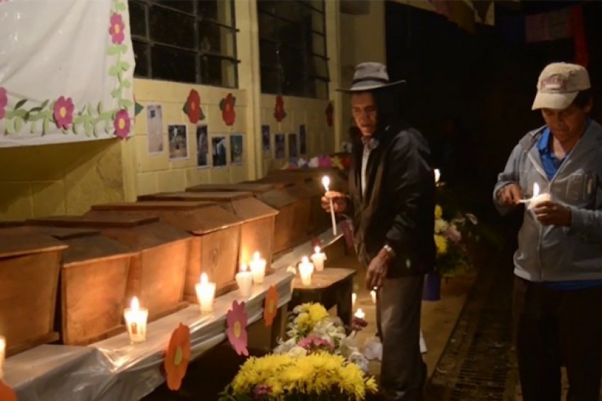 Guatemala: famílias de desaparecidos podem finalmente enterrar seus entes queridos