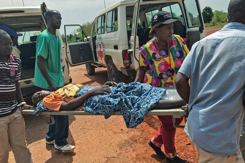 République centrafricaine : Le CICR dénonce l'attaque de son bureau à Bouar et appelle au respect des humanitaires