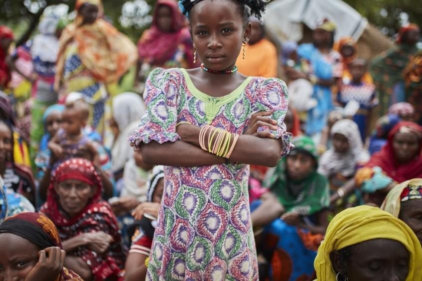 Assistência com o básico para viver na República Centro-Africana