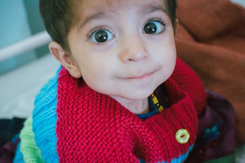 Afganistán: una imagen, cientos de pulóveres