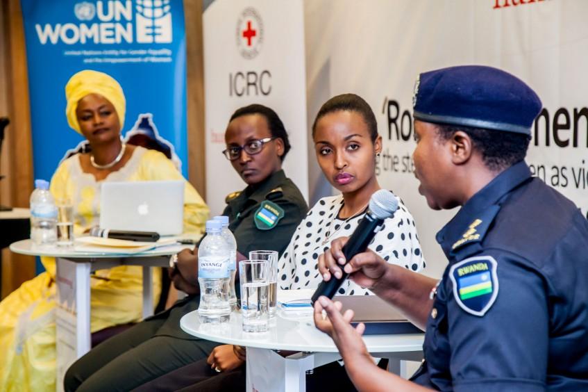 Stereotypen überwinden: Stärkung von Frauen in bewaffneten Konflikten