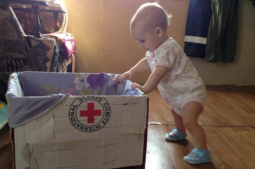 Federación de Rusia: el CICR ayuda a familias ucranianas