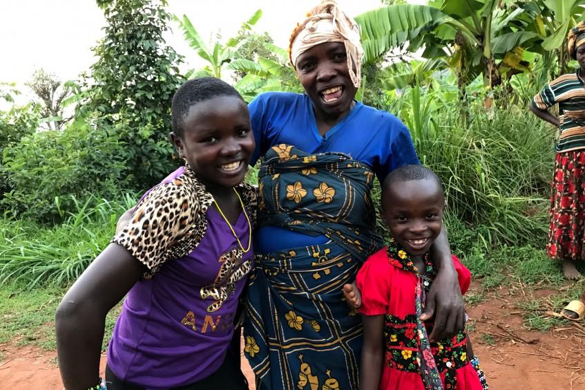 "Rwanda: ""I thought my daughters had perished"""