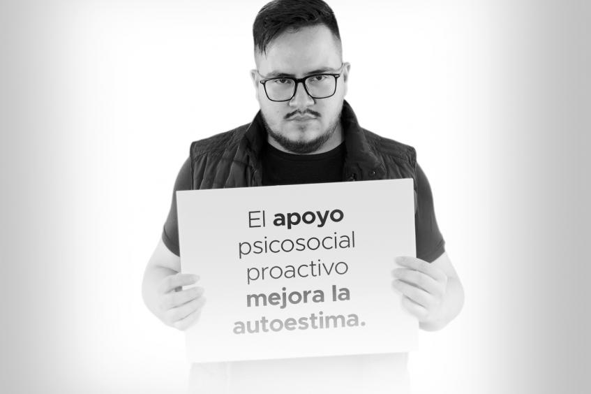"""Honduras: """"La salud mental es vital"""", campaña para promover la importancia de la atención en la salud mental debido a la covid-19 y los desastres naturales"""