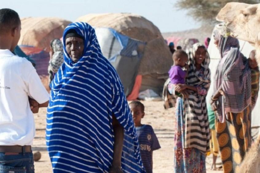 Somália: assistindo pessoas afetadas por conflitos e seca em 2017