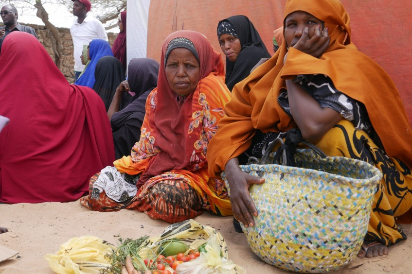 Scores of people bear brunt of protracted conflict and climatic shocks