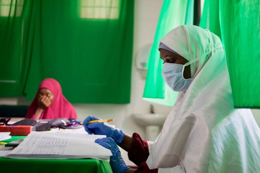 索马里:遏制新冠肺炎疫情的传播