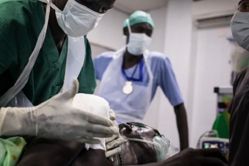 Soudan du Sud : toujours beaucoup de blessures par balle malgré l'accord de paix