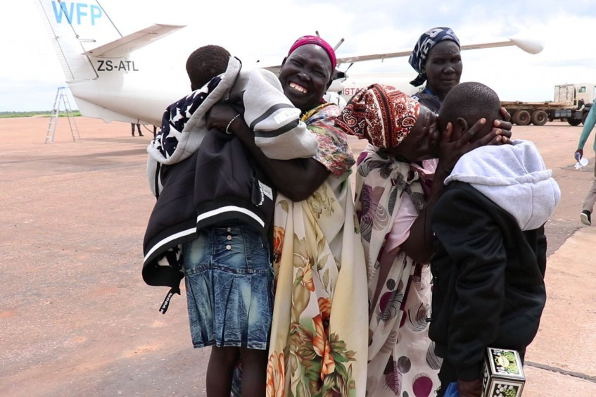 南苏丹:结束家庭离散