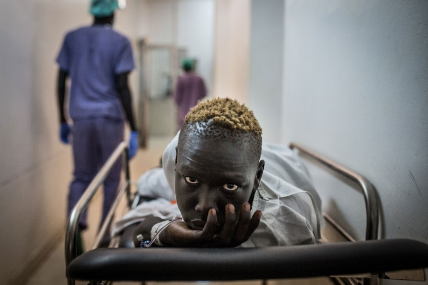 South Sudan: 29 people suffering gunshot wounds evacuated by air to Juba