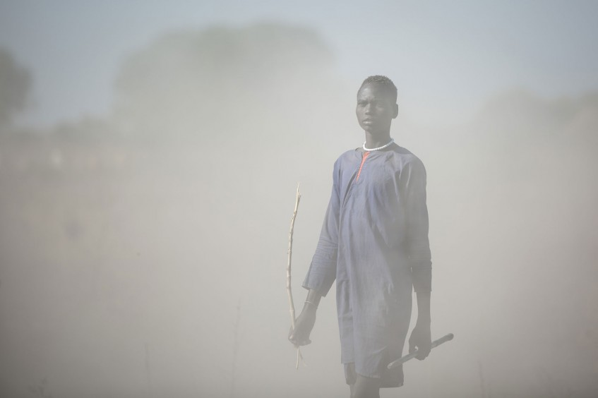 "South Sudan: ""If there's peace tomorrow, then I will forgive"""