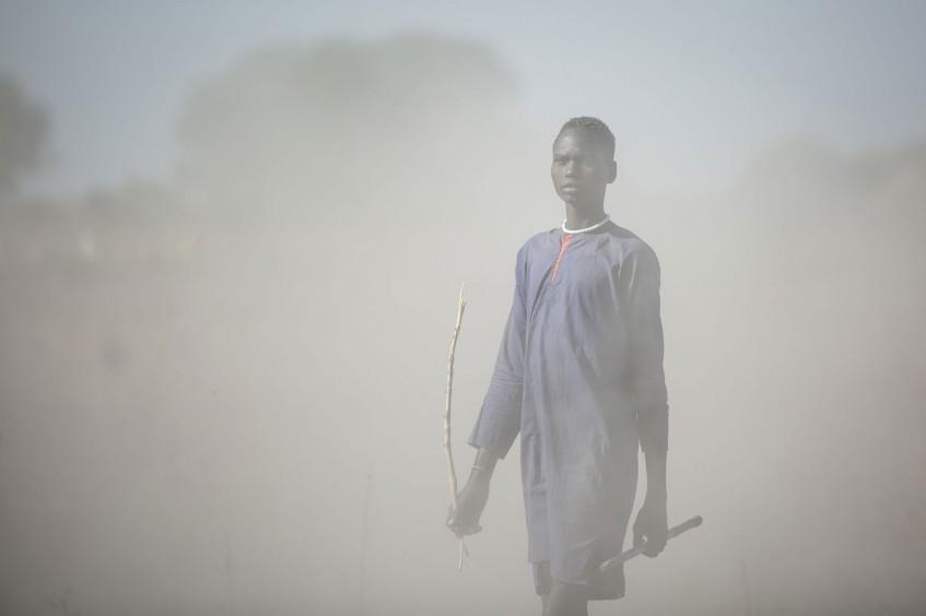 """南苏丹:""""如果明天迎来和平,我将选择原谅"""""""