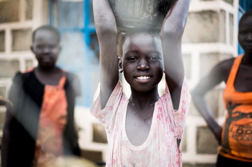جنوب السودان .. استغلال الطاقة الشمسية لتزويد 15 ألف شخص بالمياه النظيفة