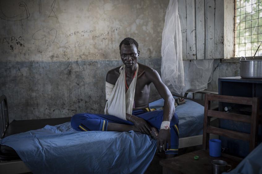 جنوب السودان: بعد عام من إبرام اتفاق السلام، لا يزال العنف والاحتياجات الإنسانية في أوجهما