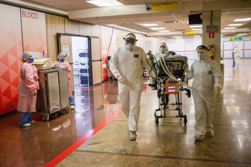 巴西:重要工作人员在抗击新冠肺炎过程中面临较高风险