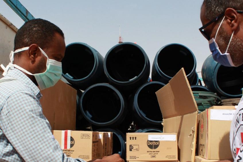 السودان: مساعدة سلطات السجن على منع تفشي جائحة كوفيد-19