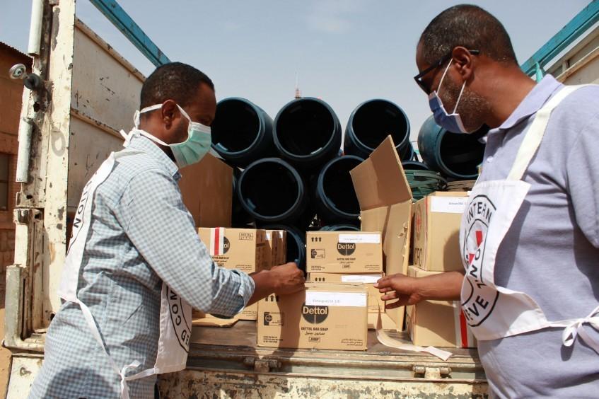 苏丹:帮助监狱当局遏制新冠肺炎疫情