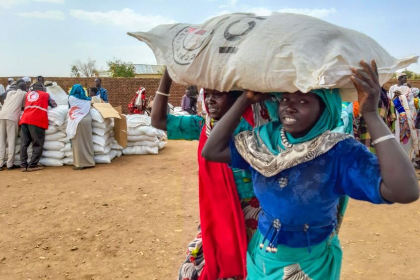 Unser Einsatz im Sudan in 2019