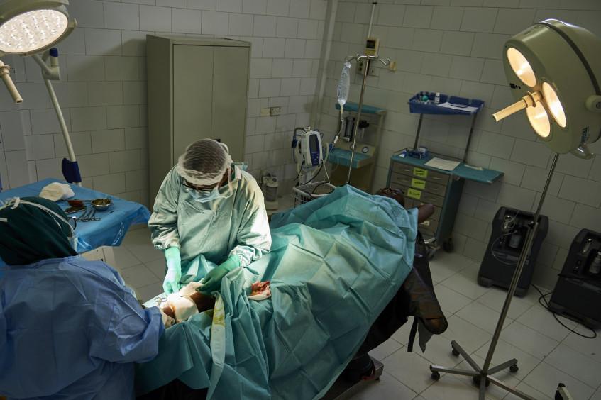 Somalia: Madina hospital receives Mogadishu's war casualties