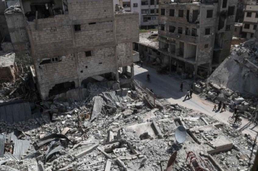 Discurso do presidente do CICV após visita à Síria
