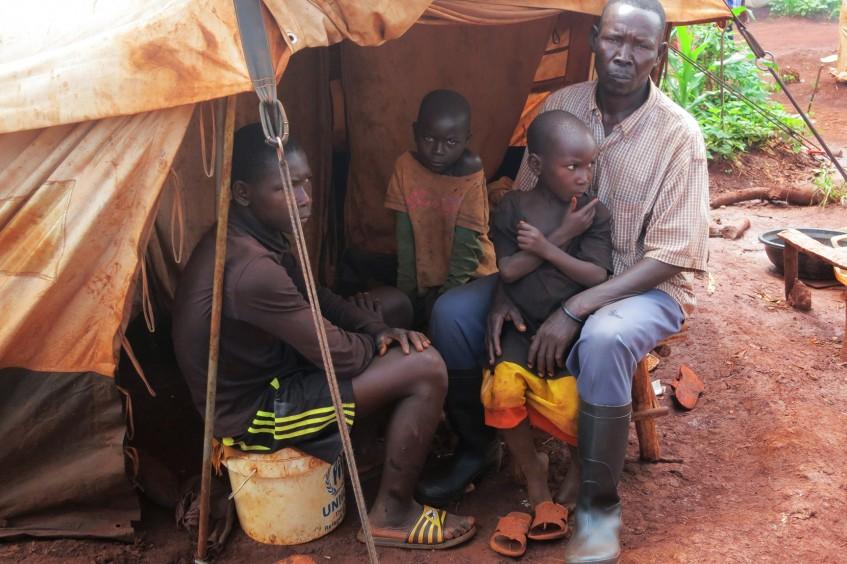 Танзания: взгляд на жизнь беженца