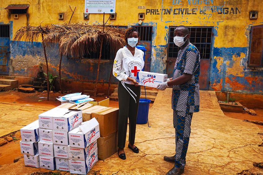 Délégation régionale d'Abidjan : notre action en 2020