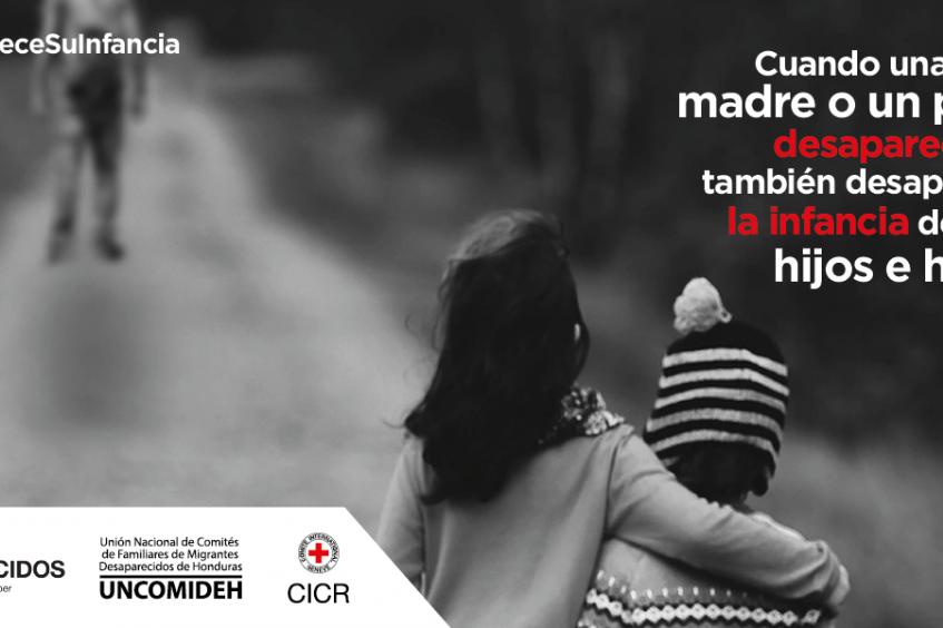 Honduras: necesario fortalecer los mecanismos para atender las necesidades de los familiares de las personas desaparecidas y sus procesos de búsqueda