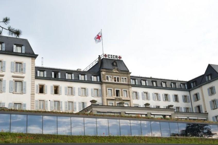 زيارة افتراضية لمقر اللجنة الدولية في جنيف