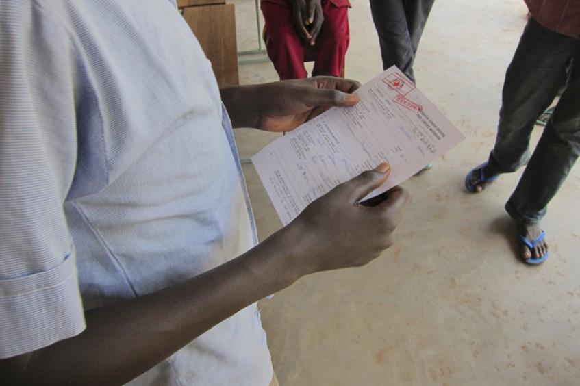 نيجيريا: رسائل الصليب الأحمر تجلب الراحة والأمل