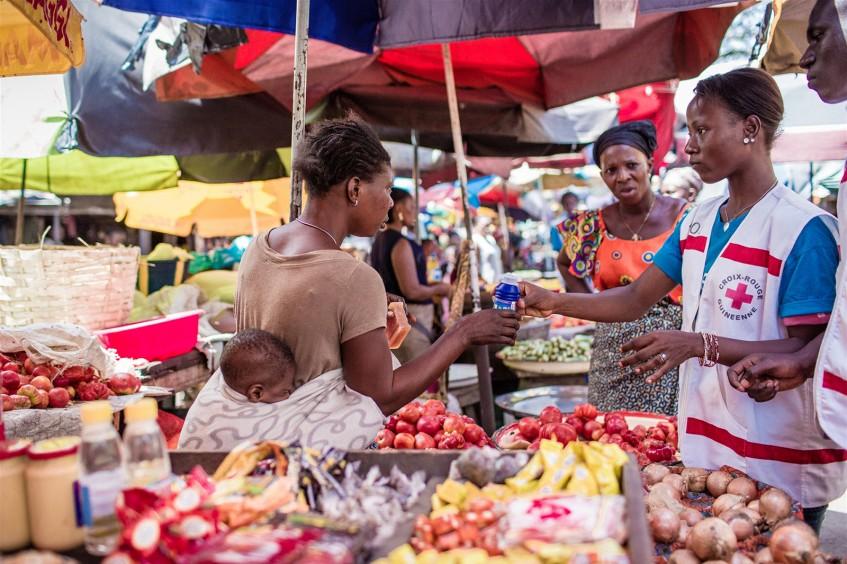 Guinée : notre action en 2018
