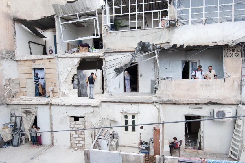 """""""От первого лица"""": как конфликт в Сирии перевернул их жизни"""