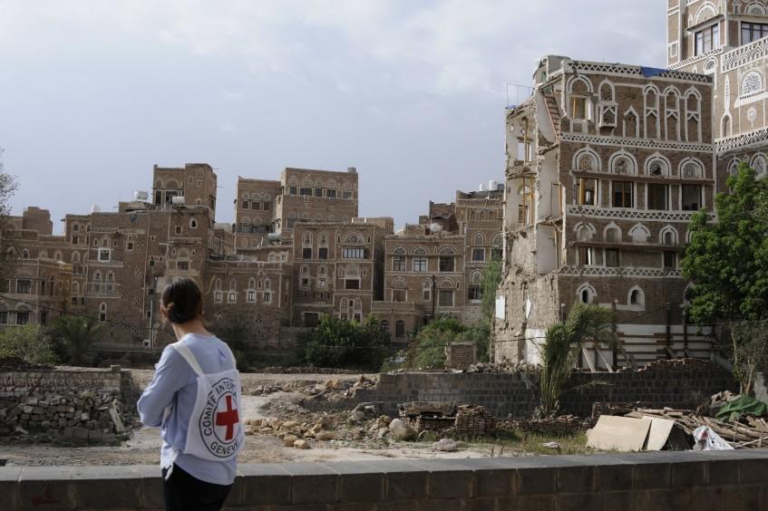 Yemen: el CICR retira a 71 empleados de Yemen en medio de amenazas e incidentes de seguridad