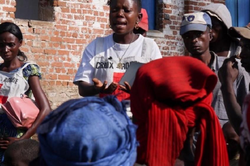 """RD Congo: """"La principal responsabilidad de abordar el problema de la violencia sexual es de las autoridades"""""""