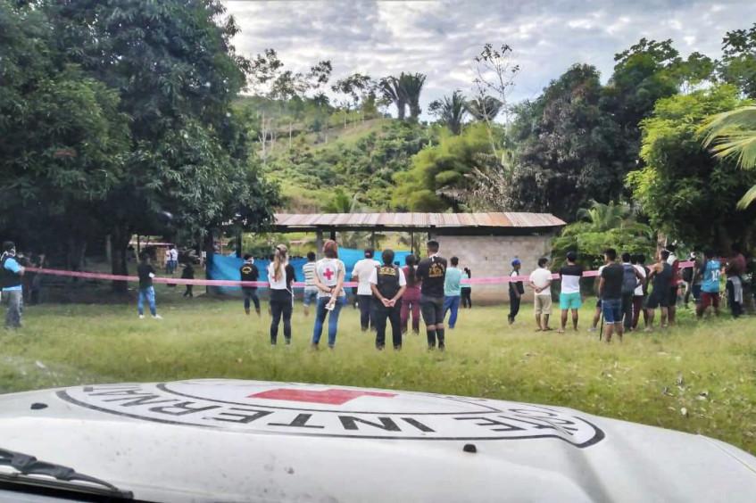Acción del CICR en favor de las víctimas de la violencia en el VRAEM
