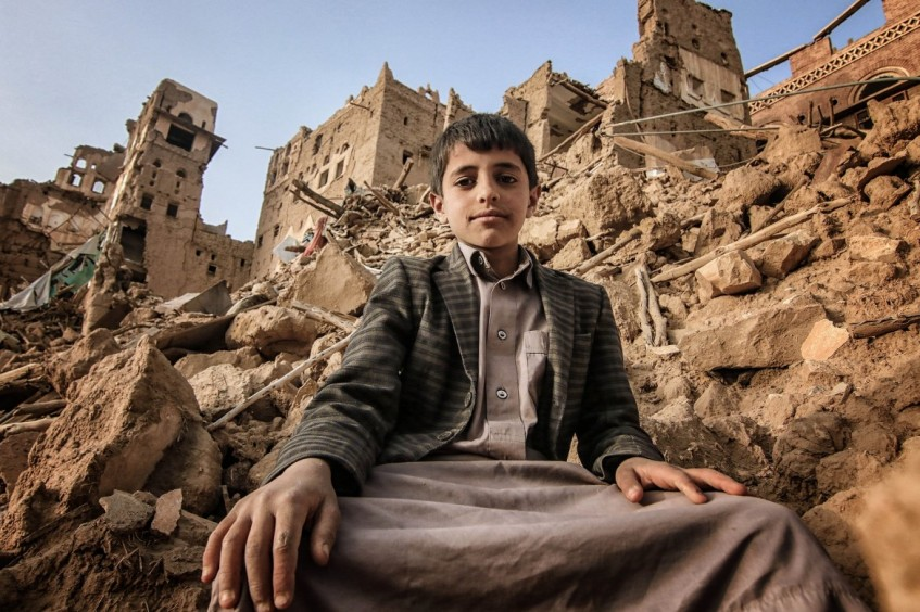 Childhood Interrupted: Conflict's Toll On Yemen's Children