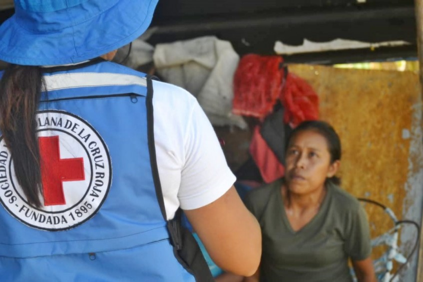 Venezuela: goodwill that gives life to the International Red Cross Movement